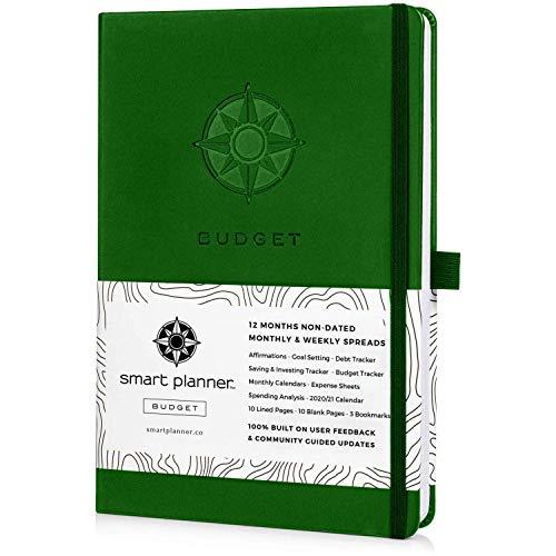 Smart Planner Budget Book – Budg...