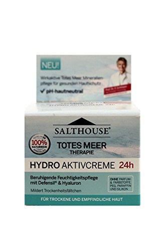 Salthouse Totes Meer Therapie Hydro Aktivcreme 50ml