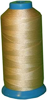 Bonded Nylon Sewing Thread V-69 T70 1500yds for Outdoor, Upholstery (Army tan)