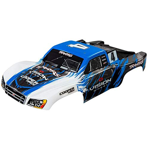 TRAXXAS Karosserie Slash 4X4 Keegan Kincaid (LACKIERT+Sticker)