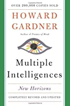 multiple intelligences new horizons in theory and practice
