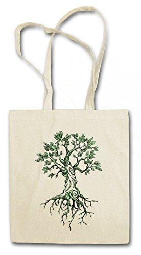YGGDRASIL VIII HIPSTER BAG - Yggdrasill árbol mitología nórdica Arsen Celtic Irminsul Tree Loki of Life Of Thor Odin Odhin Life
