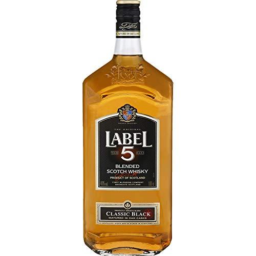 Label 5 Scotch Whisky 5 Blended Whisky (1 x 1 l)