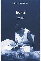 Journal: Tome I, 1977-1990 Broché