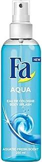 Fa Aqua Body Splash Eau De Cologne For Women