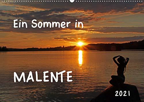 Ein Sommer in Malente (Wandkalender 2021 DIN A2 quer)
