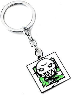 Key Chains - Hot Game Rainbow Six Siege Keychain 39 Style Skull Alloy Metal Key Holder for Men Women Fans Souvenir Jewelry Gifts SP1464 - by Mct12-1 PCs