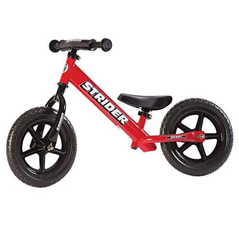 ToysBBS Kinderloopfiets vanaf 1 jaar, voor jongens en meisjes, balance-loopfiets, met lichtgewicht 3,6 kg magnesium aluminium frame, luchtbanden en meegroeiend zitje en stuur