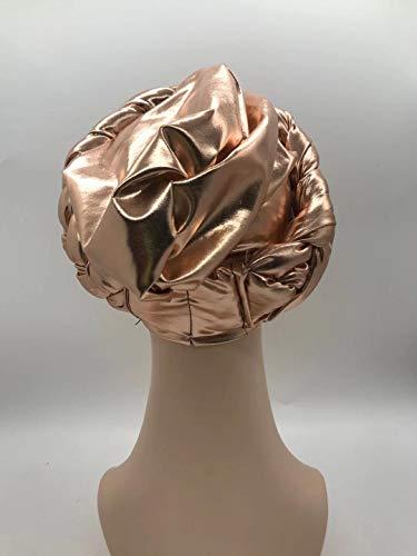 African gele head wrap _image0