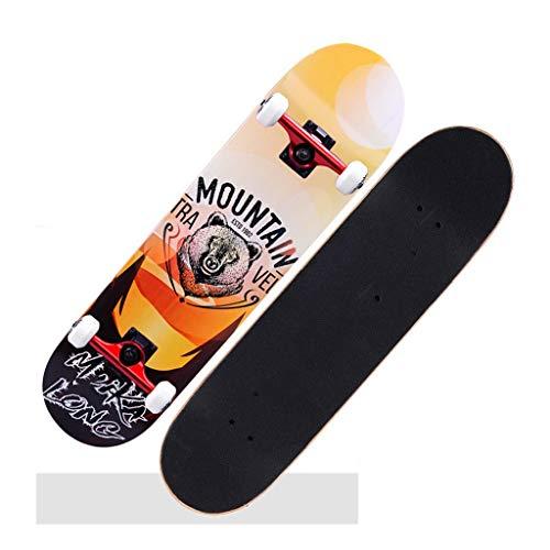 Valhalla Anfänger Straße Skateboard Mountain Bear Skateboards Cruiser 31 Zoll