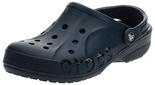 Crocs Unisex-Erwachsene Baya' Clogs, Blau (Navy), 41/42 EU