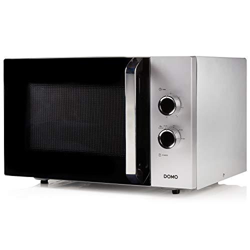 Domo DO3030 Mikrowelle, silber