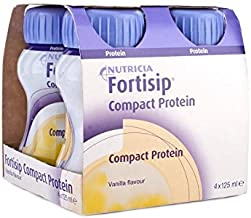 Fortisip Compact Protein Vanilla 4 x 125ml Estimated Price : £ 11,98