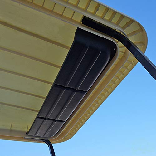 Parts Direct RHOX Golf Cart 88' Roof Top Assembly Shelf Storage Compartment