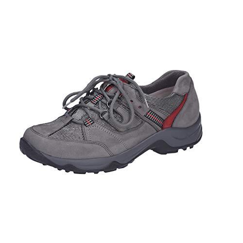 Waldläufer Hadel 944002-402-007 Größe 37.5 EU Grau (grau Kombi)