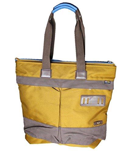 Fred Perry Handtasche - Große Tasche aus Canvas