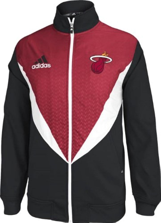 Miami Heat Adidas 2013 NBA Resonate Performance Jacket