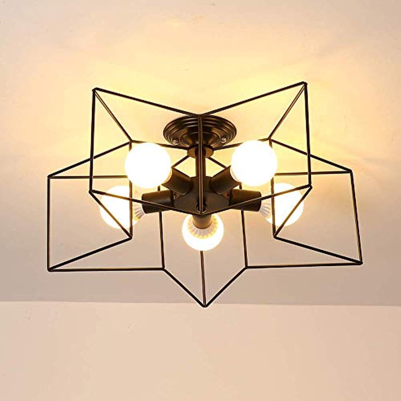 Dimmbar Glühbirne LED Deckenleuchte Esszimmerlampe ...