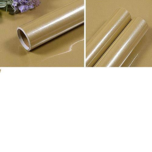 Aiyow Tapete, Spiegeltür, Wand, Gold Und Silber, Aufzugstür Verpackung, Selbstklebende Papier Glastür Metallfarbe @ Champagne Flammpunkt S_Oversized