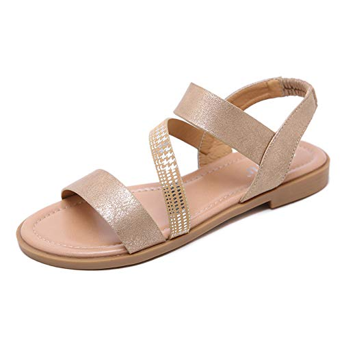 KRILY Summer Beach Travel Shoes - Zapatos de paseo para mujer con...