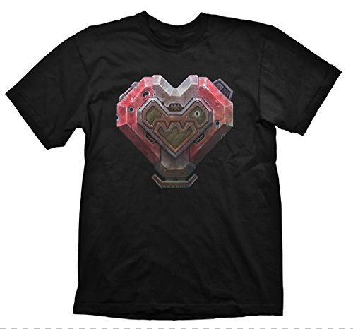 Starcraft 2 T-Shirt Terran Heart, S