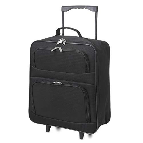 5 Cities 39L Leichter Faltbare Reise-Gepäck Handgepäck Duffel Taschen Übernachtung Taschen Trolley Zusammenklappbarer Koffer
