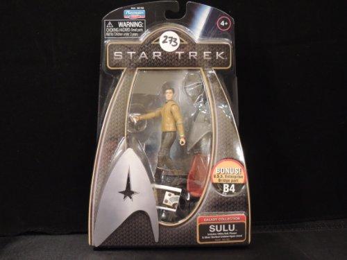 Star Trek Galaxy Bonus Collection 10 cm Fig. Sulu [Import allemand]