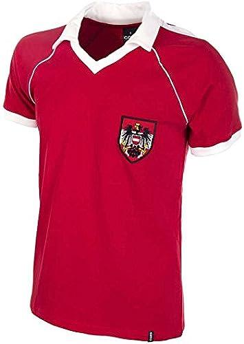 Copa Football - Maillot rétro Autriche 1982