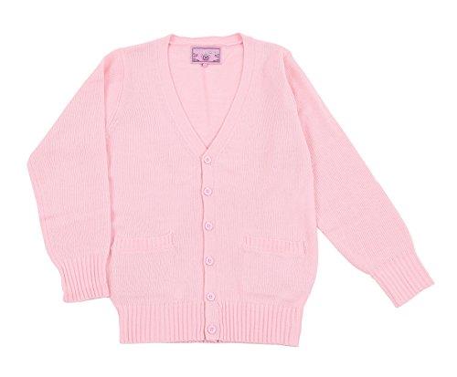 Teens Ever (teens ever) Cardigan outfit sugar Pink ladies l