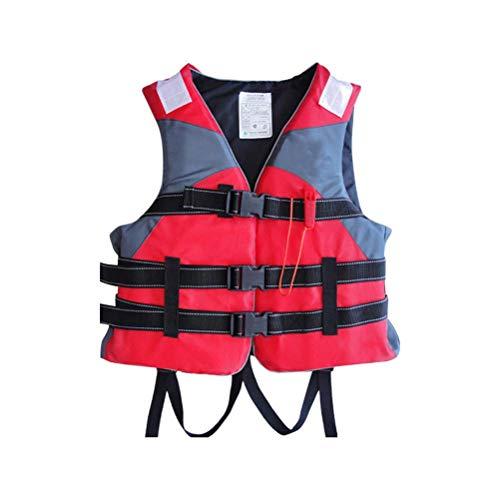 Lubudup Ayuda Internacional de natación para Adultos, Chaleco sólido Ideal para Deportes acuáticos, para natación, Surf, Kayak, esquí acuático