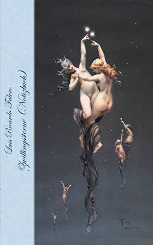 Zwillingssterne (Notizbuch): Notebook, Fantasy, Fantasie, Fee, Hexe, Teufel, Erotik, nackt, Halloween, Feen, Zwerg, Prinzessin, Märchen, Saga, Sage, ... Erwachsene, Geschenkbuch, Geschenk