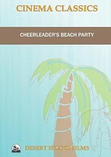 Cheerleader's Beach Party