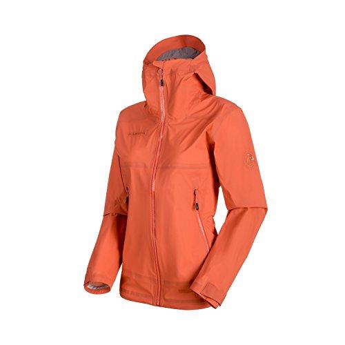 Mammut Masao Light HS Jacket & Jacken Orange Damen Jacke Windbreaker Jacke Windbreaker Herren S