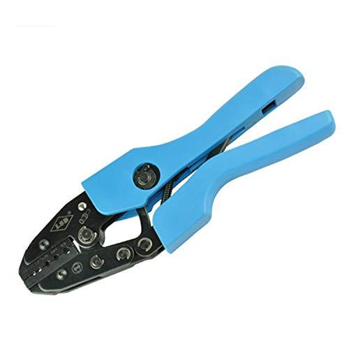 Crimping Tool Coaxial Crimping Plier Tool for Coax BNC, Fiber Optic...