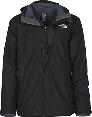 The North Face All Terrain II Triclimate Outdoor-Jacke Herren Test