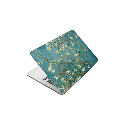 Peach-Girl Laptop Sticker Marble 15 6 Inch 17 Inch for 11 Inch 12 Inch 14 Inch 13 Inch Laptop for Mac Pro/Xiaomi Air 13.3/Lenovo/HP -Tm-001-13