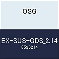 OSG EXゴールドドリル EX-SUS-GDS_2.14 商品番号 8595214