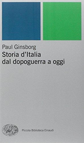 Storia d'Italia dal dopoguerra a oggi