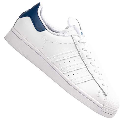 Adidas Superstar New York - Zapatillas deportivas, Blanco (blanco), 40 2/3 EU