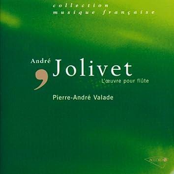 Jolivet-L'Oeuvre Pour Flute Intégrale