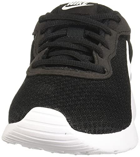 NIKE Tanjun, Zapatillas Mujer, Negro (Black/White 011), 36.5 EU