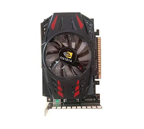 lizeyu Tarjeta gráfica GTS450 1G DDR5 independiente