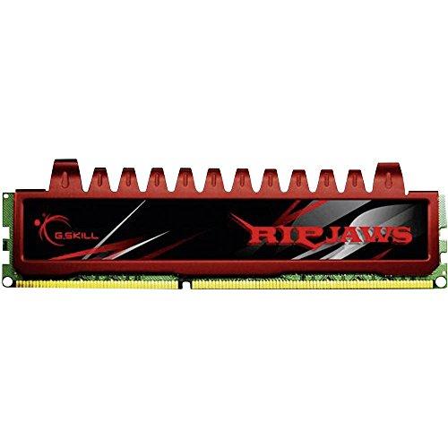 G.Skill 8GBRL PC1600 Arbeitsspeicher 8GB (1600 MHz, 240-polig, 2X 4GB) DDR3-RAM CL9 Kit