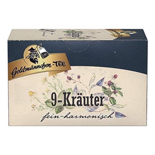 Goldmännchen Tee Thüringer 9-Kräuter 30g