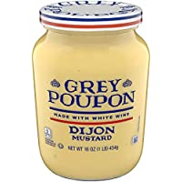 Grey Poupon Dijon Mustard 16oz Jar