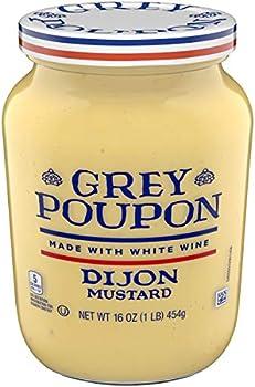 Grey Poupon Dijon Mustard 16oz Jar