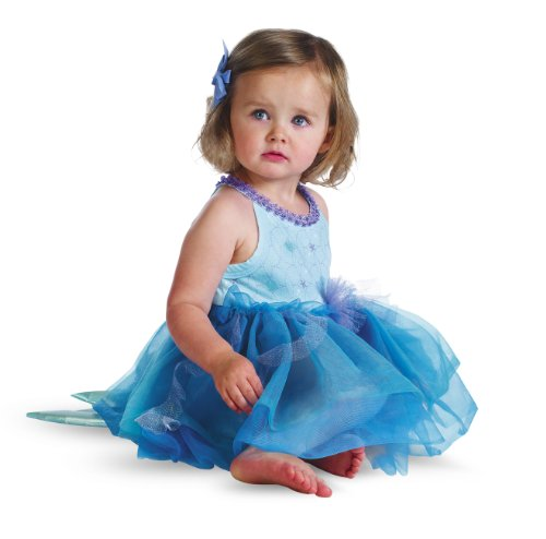 Disguise Baby Girl's Disney Ariel Prestige...