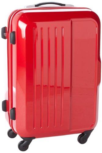Samsonite - Valigia Alfa Cube, 67 cm, rosso (Rosso) - 53149_1726