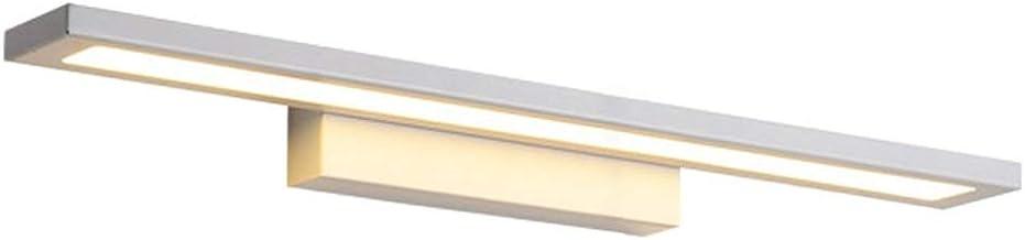 JIY Nordic Led Waterdichte anti-fog Mirror Koplampen Bathroom Vanity Mirror Light Modern Minimalist Bathroom Vanity Muur L...