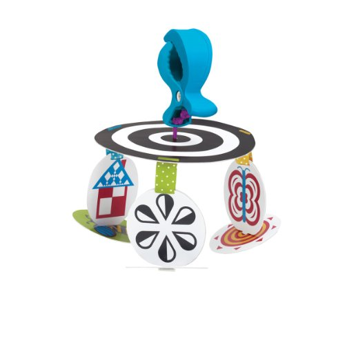 Jouet de voyage Wimmer-Ferguson Stim Mobile To Go de Manhattan Toy